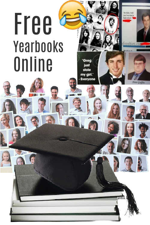 Free Access to High School Yearbooks Online